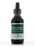 Milk Thistle Yellow Dock (Supreme) 2 oz (60 ml)