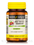 Milk Thistle/Cranberry, Liver & Kidney Cleanser - 60 Capsules