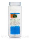 Mineral Bath Dead Sea Salts - 32 oz (907 Grams)
