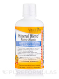 Mineral Blend Fulvic-Humic - 32 fl. oz (946 ml)