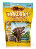 Mini Naturals Healthy Miniature Dog Treats Peanut Butter - 1 lb (454 Grams)