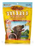 Mini Naturals Healthy Miniature Dog Treats Salmon - 1 lb (454 Grams)