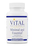 Minimal and Essential 90 Capsules