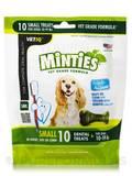 Minties® Dental Treats for Dogs (10-19 lbs) - 10 Small Treats (6 oz / 170 Grams)
