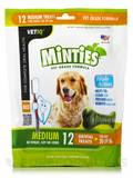 Minties® Dental Treats for Dogs (20-39 lbs) - 12 Medium Treats (12 oz / 340 Grams)