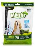 Minties® Dental Treats for Dogs (10-19 lbs) - 20 Small Treats (12 oz / 340 Grams)