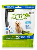 Minties® Dental Treats for Dogs (3-9 lbs) - 22 Tiny Treats (6 oz / 170 Grams)