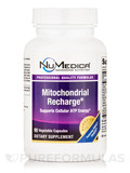Mitochondrial Recharge 90 Vegetable Capsules