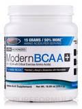 Modern BCAA+ BIue Raspberry - 18.89 oz (535.5 Grams)