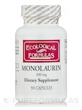 Monolaurin 300 mg 90 Capsules