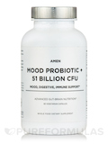 Mood Probiotic + 51 Billion CFU - 60 Vegetarian Capsules