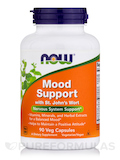 Mood Support with St. John's Wort - 90 Vegetable Capsules
