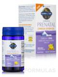 Supercritical Prenatal Omega-3 Fish Oil, Lemon Flavor - 30 Softgels