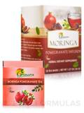 Moringa Pomegranate Infusion - 18 Tea Bags