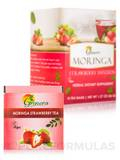 Moringa Strawberry Infusion - 18 Tea Bags