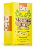 Moringa Tea (Moringa Oleifera) Lemon Flavor 30 Tea Bags
