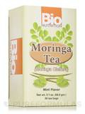 Moringa Tea (Moringa Oleifera) Mint Flavor 30 Tea Bags