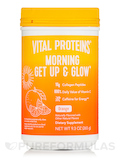 Morning Get Up And Glow™ Powder, Orange Flavored - 9.3 oz (265 Grams)