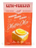 Morning Orange Almond Muffin Mix - 9.7 oz (276 Grams)