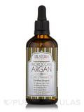 Moroccan Argan Oil (Certified Organic) 3.38 oz (100 ml)