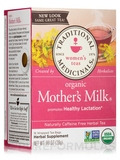 Organic Mother's Milk Tea - 16 Tea Bags