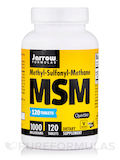 MSM 1000 mg - 120 Tablets