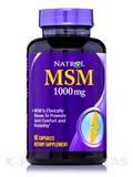 MSM 1000 mg 90 Capsules