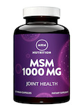 MSM 1000 mg (methyl-sulfonyl-methane) - 120 Vegetarian Caspsules