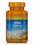 MSM 1000 mg (Organic Sulfate) - 120 Tablets