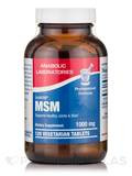MSM (OptiMSM) 1000 mg - 120 Vegetarian Tablets
