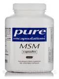 MSM Capsules 400 Vegetable Capsules