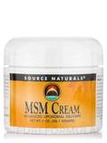 MSM Cream - 2 oz (56.7 Grams)