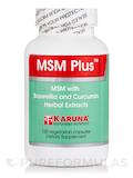MSM Plus 120 Vegetarian Capsules
