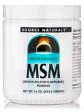 MSM Powder - 16 oz (453.6 Grams)