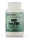 MSM Pure 2000 60 Tablets