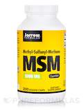 MSM Sulfur 1000 mg - 200 Capsules