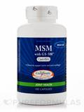 MSM with GS-500 - 180 Capsules
