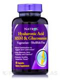Hyaluronic Acid MSM and Glucosamine 90 Capsules