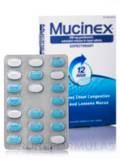 Mucinex® 600 mg - 20 Extended-Release Bi-Layer Tablets