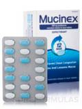 Mucinex® 600 mg 100 Extended-Release Bi-Layer Tablets