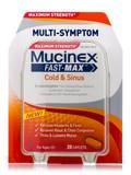 Mucinex® Fast-Max™ Cold & Sinus 20 Caplets