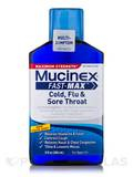 Mucinex® Fast-Max™ Cold, Flu & Sore Throat - 9 fl. oz (266 ml)