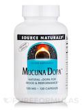 Mucuna Dopa 100 mg 120 Vegetarian Capsules