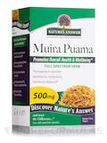 Muira-Puama Bark - 90 Vegetarian Capsules