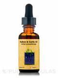 Mullein & Garlic Oil - 1 fl. oz