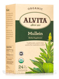 Mullein Herbal Supplement - 24 Tea Bags