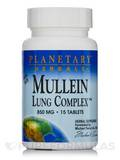 Mullein Lung Complex 850 mg - 15 Tablets