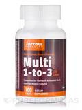 Multi 1-to-3 with Lutein - 100 Tablets