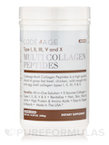 Multi Collagen Peptides Powder, Mocha Flavored - 14.39 oz (408 Grams)