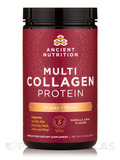 Multi Collagen Protein - Beauty + Sleep Powder, Vanilla Chai Flavor - 8.7 oz (246 Grams)